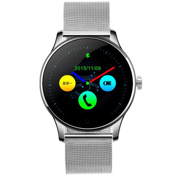 Smart Watch Waterproof K88H Wearable Device Health Digital Reloj Inteligente Smartwatch IOS Android Heart Rate Monitor Bluetooth