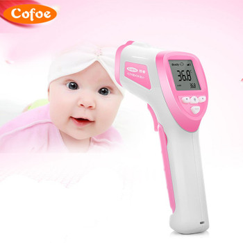 Infrared Thermometer Baby Fever Body Temperature Measurement Meter Non-contact IR Digital LCD Diagnostic-tool Device Health Care