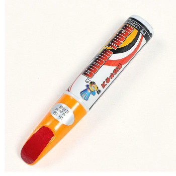 1pcs 12ml Auto Car Coat Paint Pen Touch Up Scratch Clear Repair Remover Remove Tool (water fine silver)