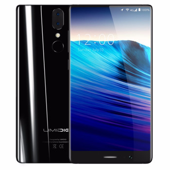 "UMIDIGI Crystal Smartphone 2GB/4GB RAM 16GB/64GB ROM Android 7.0 MTK6737T Quad Core 5.5"" FHD MTK6750T Octa-core 4G LTE Mobile"