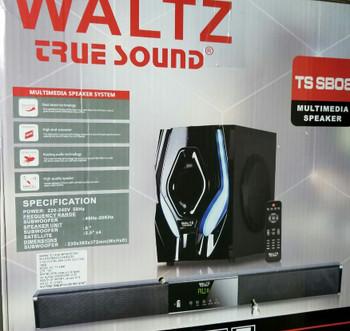 WALTZ True sound Multimedia Home Theater System (SB 08)