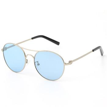 Vazrobe Photochromic Polarized Sunglasses Men Women Round Sun Glasses for Man Chameleon Transition UV400 Fashion Driving Eyewear