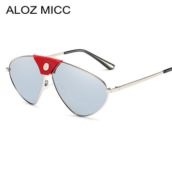 ALOZ MICC Retro Men Polarized Sunglasses Women 2019 Brand Design Fashion Sun Glasses for Men Vintage Shades Driving Eyewear Q63