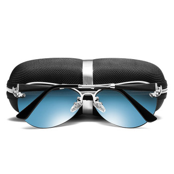 Aabbye Men Vintage Aluminum Polarized Sunglasses Classic Brand Sun glasses Coating Lens Driving Shades For Men/Women