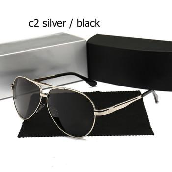 NEW Polarized Sunglasses Mens Mercedes Designer SunGlases women Gafas Hombre Oculos De Sol for Men's Driving Sunglasses uv400