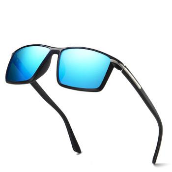 2019 New Men Polarized Sunglasses Men's Driving Shades Male Sun Glasses Vintage Driving Fashion Sun Glasses Men Goggle 571