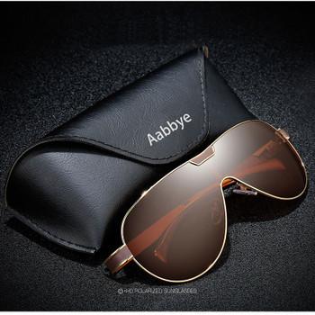 Aabbye Ultralight Pilot Polarized Sunglasses Classical Driving Fishing Aviation Sun Glasses