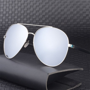 Vazrobe 168mm Oversized Sunglasses Men's Polarized Sun Glasses for Man Large Face Huge Aviation Mirrored Driving Polaroid 2019