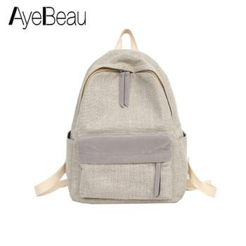 Ladies Feminine To Schoolbag Bagpack Back Pack Portfolio School Bag Teen Backpack Female Women Feminina For Girls Teenager Youth