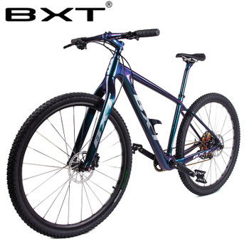 2019 New BXT 29er Carbon Mountain Bike 1*12Speed Complete bicycle 29inch MTB 142*12/148*12mm Boost Chameleon Frame