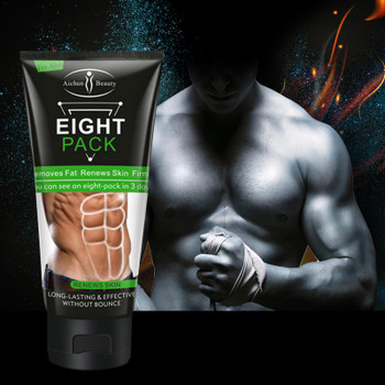 Unisex Powerful Cream Muscle Strong Anti Cellulite Fat Burning Cream Beauty Slimming Gel for Abdominals Loss Weight Product