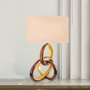 Nordic Designer Home Deco Table Lamp Creative Simple Bedroom Bedside Table Light Minimalist Living Room Decorative Led Desk Lamp