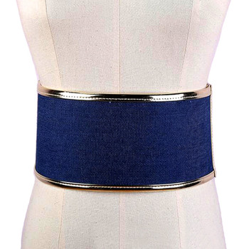 2019 new Corset Waist Belt Fashion Bandage Women's Belt All Matches Wide Belt Suede Girdle accessories