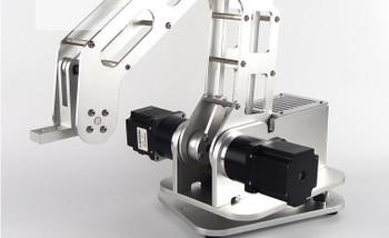 DIY robotic arm 2.5KG desktop heavy load industrial robot arm movable 580mm arm display robot arm