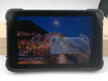 "Original Kcosit K86 Rugged Windows 10 Waterproof Car Tablet PC Pro IP67 Shockproof 8"" Touch 1280x800 HDMI 4G LTE Ublox Gps PDA"