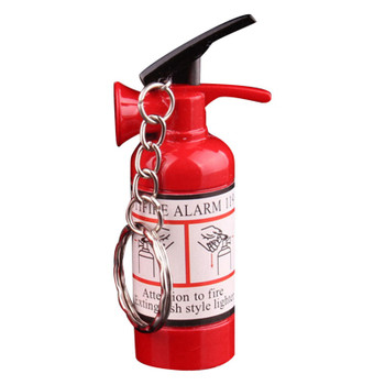 New Style Cigarette Accessories Butane Gas Lighters 2018 New Fire Extinguisher Shape Lights Lighter