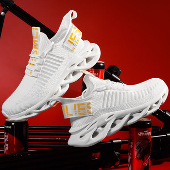 Men Brand Running Shoes Comfortable Sports Outdoor Sneakers Male Athletic Breathable Footwear Zapatillas Walking Jogging Shoes 1