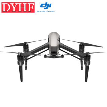 DJI Inspire 2 Aircraft (Excludes Remote Controller and Battery Charger)
