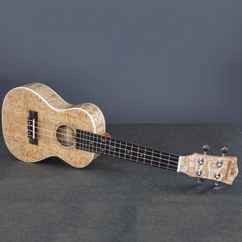 UK Dream Mini Acoustic Guitar Fraxinus Ukulele 23 Inch Musical Stringed Instruments 4 Strings Guitar 18 Frets Guitars UC-951