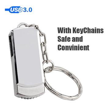 Big Promotion USB 3.0 8GB 16GB 32GB 64GB 128GB 256GB Waterproof Metal Hot Usb Flash Drive Pendrive Memory Stick Free Shipment