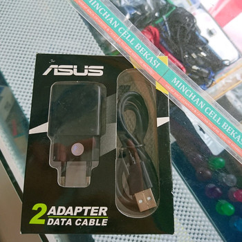 CHARGER CHASAN CASAN CHAS USB TRAVEL ADAPTER CABLE KABEL ASUS