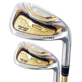 Cooyute New Golf Clubs HONMA S-06 4 star Golf irons 4-11.Aw.Sw IS-06 irons Set Golf clubs Graphite shaft