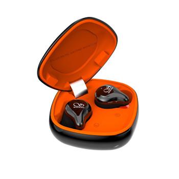 Shanling MTW100 V2 Wireless Earphone TWS Bluetooth 5.0 IPX7 Waterproof In-ear Wireless Earphone