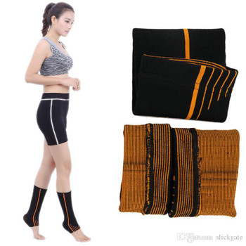 XIONGYING Sports Safety Ankle Support Nylon Elastic Ankle Foot Wrap Protection Sport 8024