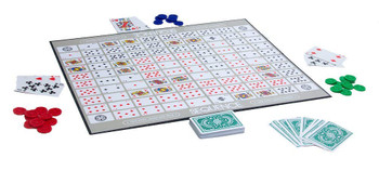 Olympia C-QUENCE Board Game A exciting Sequence Cards Game of STEM Strategy for Kids and Adults Both