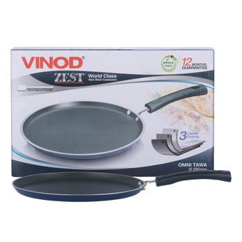 Vinod Zest Non-Stick Dosa Tawa - 28 Cm