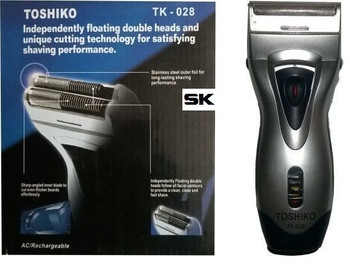 Toshiko Professional, Rechargeable Hair Shaver