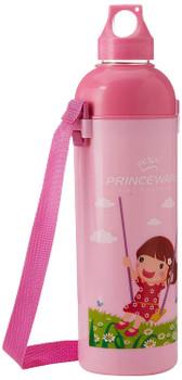 Princeware Buddy Plastic Water Bottle, 600ml