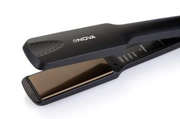 NOVA NHC-329 Professional Hair Straightener With Digital Control & Ceramic Coating