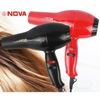 NOVA NV-6130 Hair Dryer Color May Vary