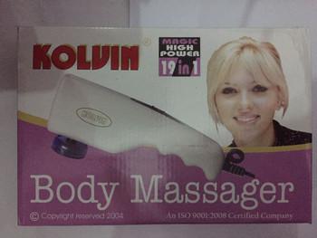 Kolvin 19 in 1-High Power Body Massager For Women ( Kolvin 19 in 1-High Power Body Massager)