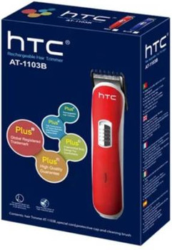 HTC Rechargeable Hair Trimmer, AT-1103B (HTC Rechargeable Hair Trimmer, AT-1103B)
