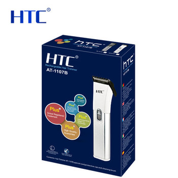 HTC 1107B Rechargeable Trimmer for Men & Women (Multicolor) ( HTC 1107B Rechargeable Trimmer )