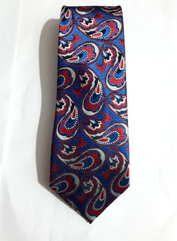 Men Styles 8Cm Silk Ties Fashion Mens Neck Ties Handmade Wedding Tie Business Ties England Paisley Tie Stripes Plaids Dots Necktie Y-60