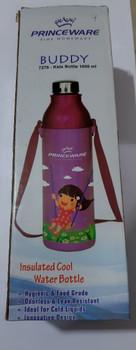 Princeware Buddy Kids Bottle Plastic Water Bottle,1000ml