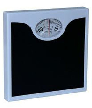 Smart Care Analog Weight Machine Capacity 120 kg Manual Mechanical Body Analog Weighing Scale