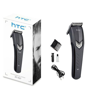 HTC AT-527 Rechargeable Cordless Hair Trimmer for Men Black (DOM-KRNTY-AMD-01)