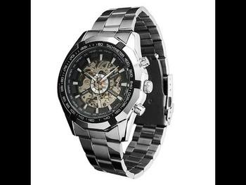 2021 Mens Watches Top brand luxury Winner Fashion Skeleton Clock Men Sport Watch Automatic Mechanical Watches Relogio Masculino +Watch Box