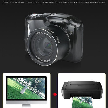 Digital Cameras Camera 3.5 Inch Display HD 24MP Single Optical Zoom
