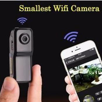 2019 Mini MD81S Camera Camcorder Wifi IP P2P Wireless DV Camera Secret Recording CCTV Android iOS Camcorder Video Espia Nanny Candid