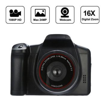 Professional Photo Camera SLR Digital 16 Million Pixels Photography 1080P Video Camcorder 16X Zoom Cameras