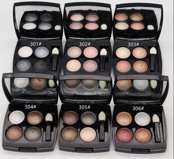 2021 New Makeup Eye shadow Mineralize 4 Colors Eyeshadow Palette! 1PCS