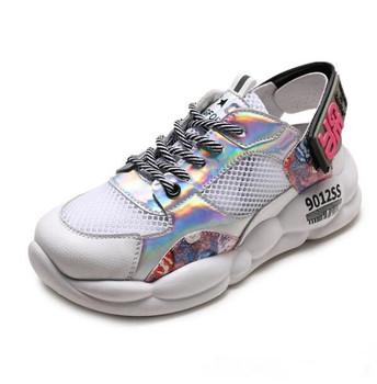 Women's shoes sports shoes 2021 sports summer women's wild mesh shoes
