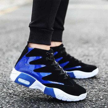 Vulcanized Shoes Male Sneakers 2021 Fashion Summer Air Mesh Breathable Wedges For Men Plus Size