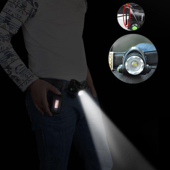 LED CREE XM-L T6 L2 Chips Headlight Headlamp Rechargeable Zoom Head Light Lamp 2x18650 Battery + Car Charger DC Charger Flashlight