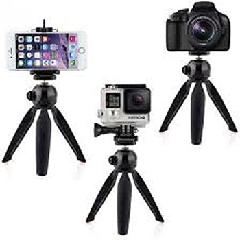 YUNTFNG XH-228 Tripod Adjustable ball head for multiple angle shooting with 180 degree position